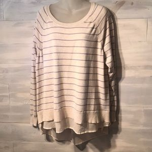 MAURICES tunic sweater size XXL